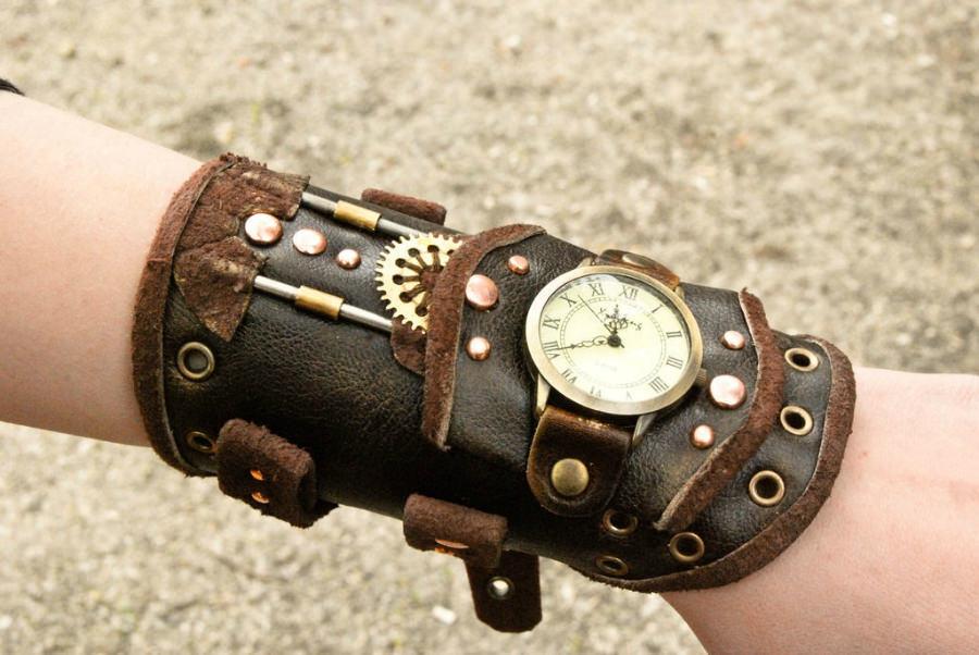 Часы ручные своими руками